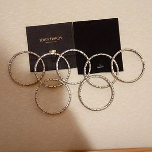 JOHN HARDY Kali Slim Bangle Bracelet Size Medium